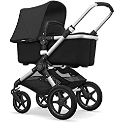 Bugaboo Fox complete UK ALU/BLACK-BLACK