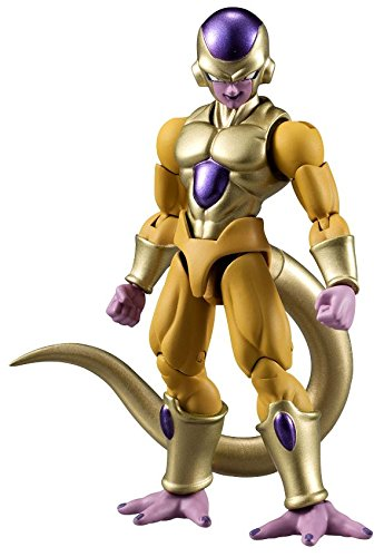 Dragon Ball Z Shodo Golden Freeza Figurine articulée Standard