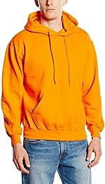 Orange Champion Hoodie - Trendy Clothes