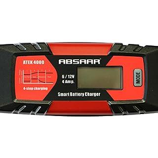 ABSAAR AB104-240  Intelligentes Batterieladegerät ATEK 4000 4 Amp