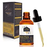 Olio di Argan Puro 100% BIO | Letizia | Olio di Argan per Capelli, Viso e Corpo da Agricoltura Biologica nel Marocco, Controllato e Confezionato in Italia - 30 ml