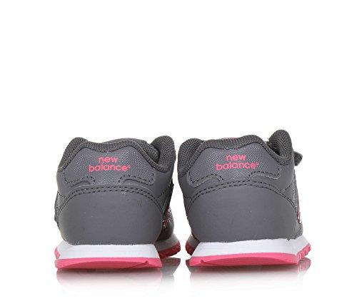 New Balance Kv500 Gey, Chaussures de Fitness Mixte enfant Grigio