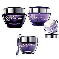 Avon Anew Platinum 60+ Skincare Complete Range Gift Set