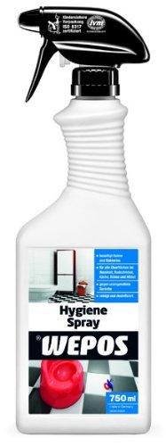 Preisvergleich Produktbild Wepos 2000001258 Hygiene Spray 750 ml