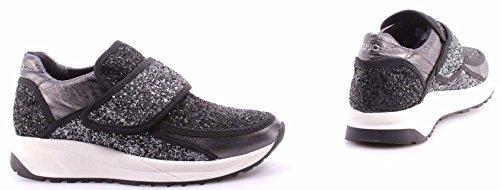 Sneaker running donna Liu-Jo S66043 Cedro nero/antracite A/I 2016-2017 Nero