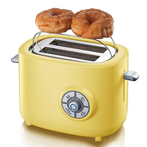 2 Scheiben Toaster, Frühstück Maschine mit Stornieren Aufwärmen Auftauen Eigenschaften,...