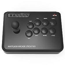 Mayflash ARCADE STICK F101 per PC/PS3/Switch