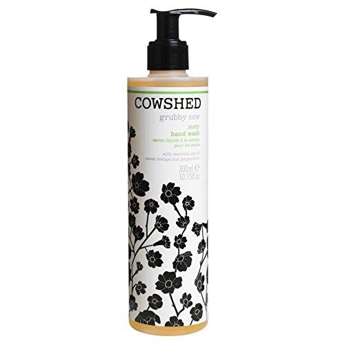 Cowshed Mucca Sporco Lavaggio 300ml Mano Piccante (Confezione da 2)
