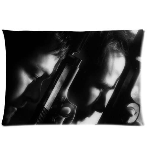 Custom The Boondock Saints Pillowcase Standard Size Design Cotton Pillow Case