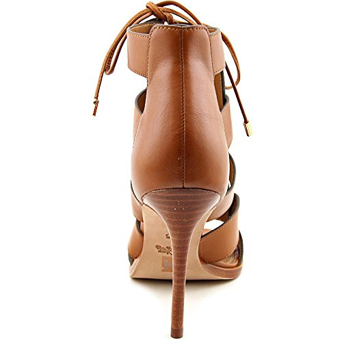 Coach Leslie Cuir Sandales Saddle