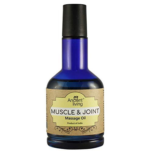 Ancient Living Muscles & Joint Massage Oil - 100ml
