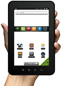 Odys Space 7 inch Tablet with Capacitive Multitouch-Screen,3G SIM Card Slot and 2MP Digital Camera