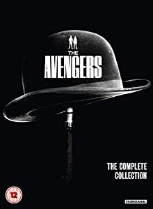 The Avengers - Complete Collection [DVD]