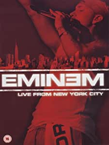 Live From New York City [DVD] [2007]