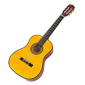 Music Alley MA-34-N Classical Junior Guitar - Natural
