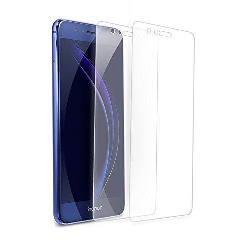 CoolReall Protector de Pantalla de Cristal Vidrio Templado para Huawei