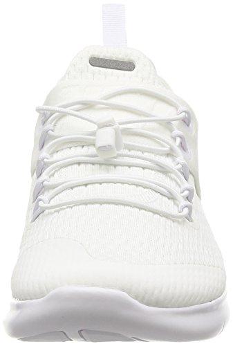 Nike Wmns Free RN Cmtr 2017, Scarpe Running Donna Bianco (Weiß)
