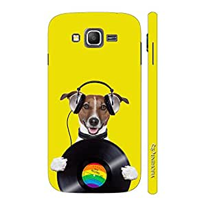 Enthopia Designer Hardshell Case DOG RECORD Back Cover for Samsung Galaxy Grand Prime