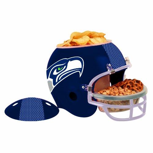 Wincraft NFL Snack Helm, Unisex, 2602817, Seattle Seahawks, Einheitsgröße