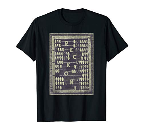 Abacus T-Shirt - Abacus-t-shirt