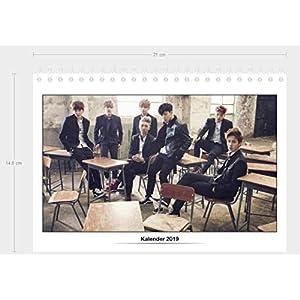 BTS Kalender 2020