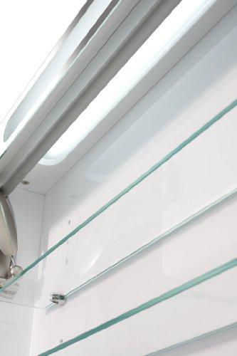 Spiegelschrank vertikale Öffnung – 86 cm - 4