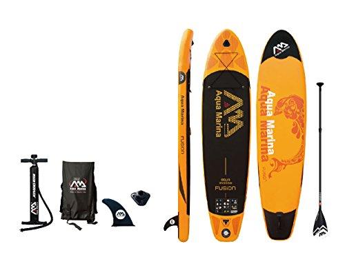 Aqua Marina Fusion Sup Orange/Schwarz One Size… | 06954521601601