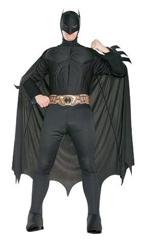 Batman Begins Masque Adulte - Batman Deluxe