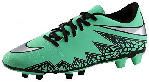 Nike Hypervenom Phade Ii Fg - grn glw/mtllc slvr-blck-hypr o Mehrfarbig