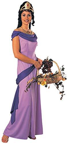 Horror-Shop Aphrodite Kostüm für Fasching & Karneval - Fliederfarben (Griechischen Olympia Kostüm)