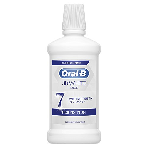 Oral-B 3D White Luxe Perfección Enjuague Bucal