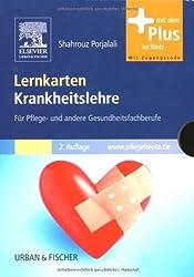 Lernkarten Krankheitslehre: für Pflege- und andere Gesundheitsfachberufe   mit www.pflegeheute.de-Zugang