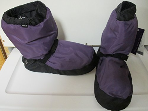 Bloch stivaletti da danza per riscaldamento, per adulti , unisex, viola (purple), 37 eu-39.5 eu