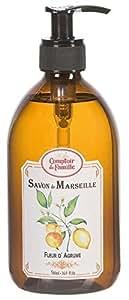 Comptoir de Famille–151450avec distributeur savon liquide Citron 500ml