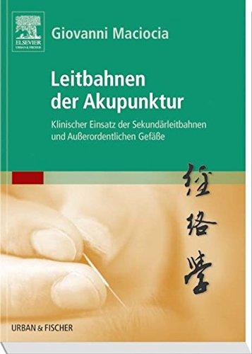 Leitbahnen der Akupunktur: Klinischer Einsatz der Sekundärleitbahnen und Außerordentlichen Gefäße -