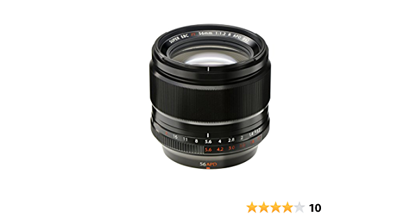Fujifilm Xf Apd Objektiv Für Kamera 56 Mm F1 2 Kamera