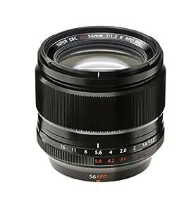 Fujifilm Fujinon XF56mmF1.2 R APD Obiettivo 56mm, f/1.2, Filtro di Apodizzazione, Attacco X mount, Nero