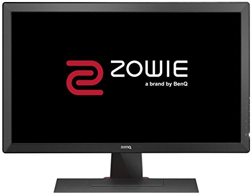 BenQ ZOWIE RL2455 24 inch Console e-Sports Monitor by using Lag-free Technology, Game Modes, Black eQualizer UK
