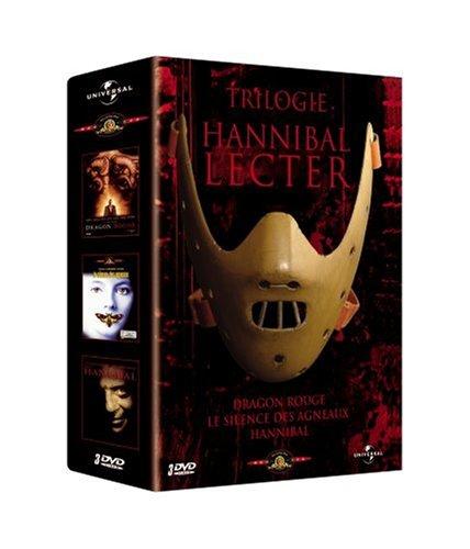 Coffret trilogie hannibal lecter : le silence des agneaux ; dragon rouge ; hannibal [Edizione: Franc