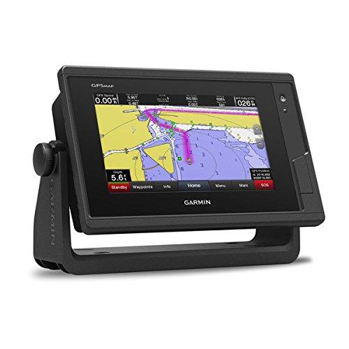 Garmin 010-01738-00 GPSMAP722 Kartenplotter (7 Zoll Touchscreen)