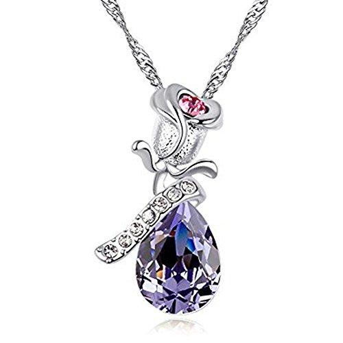 depot-tresor-collier-forme-fleur-en-cristal-swarovskielements-neuf-livraison-gratuite-couleur-violet