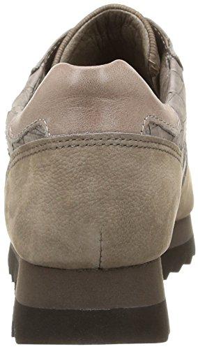 Gabor Shoes 33.301 Damen Sneaker Grau (fumo/cenere/fango 33)