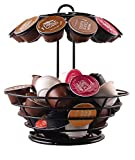 Ever Rich ® DOLCE GUSTO 40 COFFEE POD ROTATING HOLDER RACK