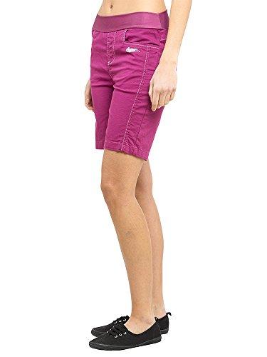 Chillaz Damen Sarah's Shorts, Berry, 34