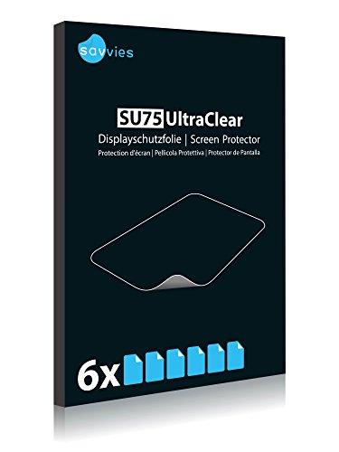 6X Savvies Ultra-Clear Protector Pantalla