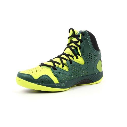 Under Armour, Sneaker Hombre Amarillo 42 - Amarillo