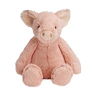Manhattan Toy - Lovelies Piper Pig - 30cm Rosa Peluche