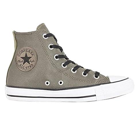 All Star Olive - Converse Womens Chuck Taylor All Star Hi