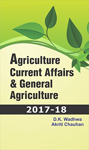 Agriculture Current Affairs and General Agriculture