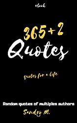 365+2 Quotes: Quotes for a life (English Edition)